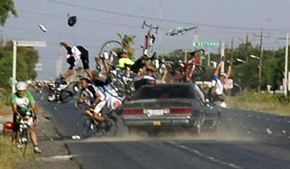 Car vs. Cyclist