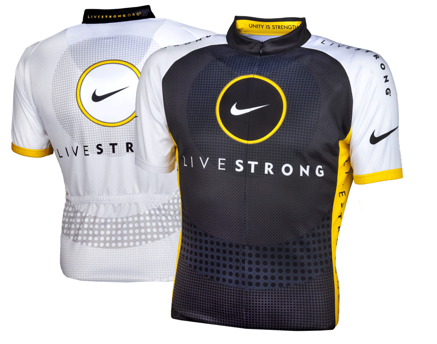 Livestrong Jersey