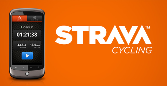 Strava cycling
