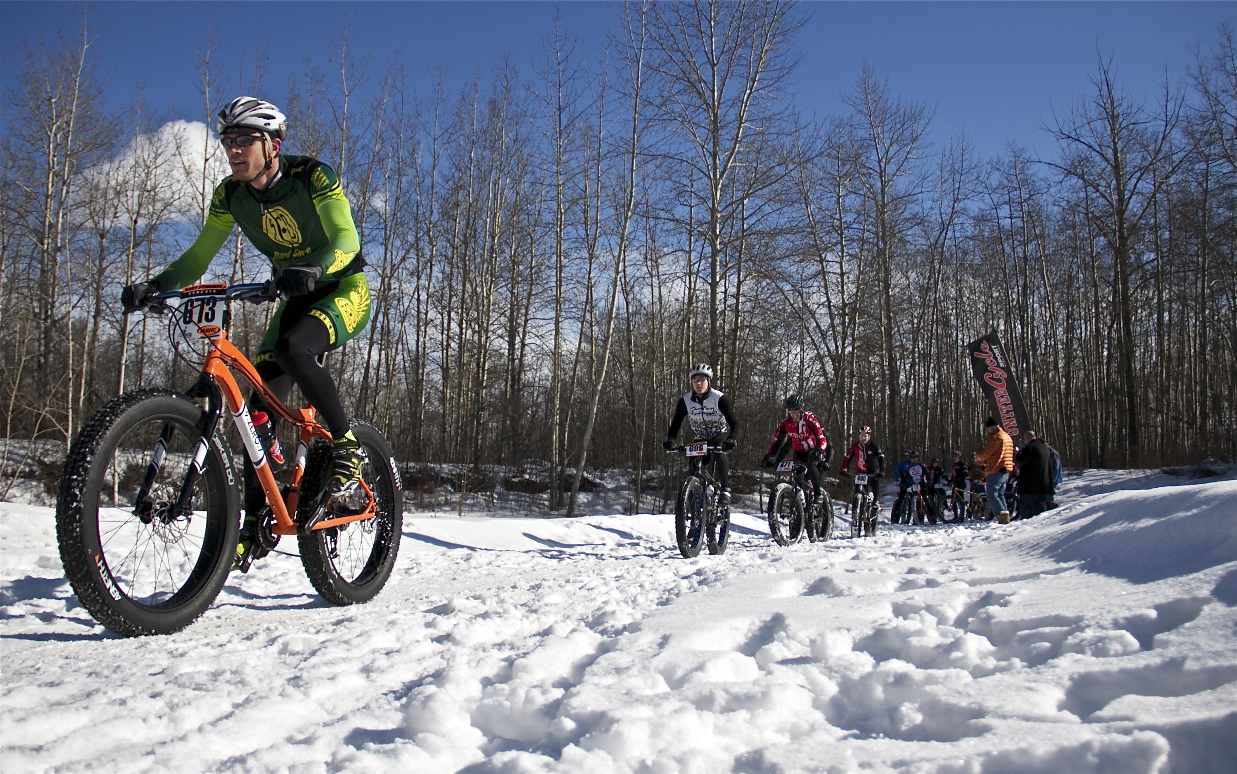 Bizzard Bike Race 2013